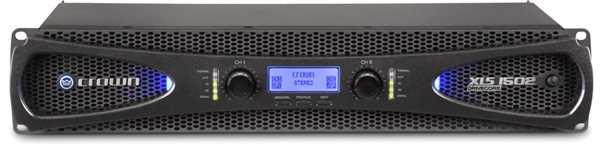Crown XLS 1502 Endstufe 2x 525 Watt