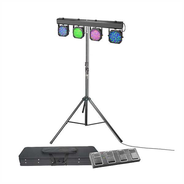 Cameo Multi PAR 1 SET - LED Lichtanlage