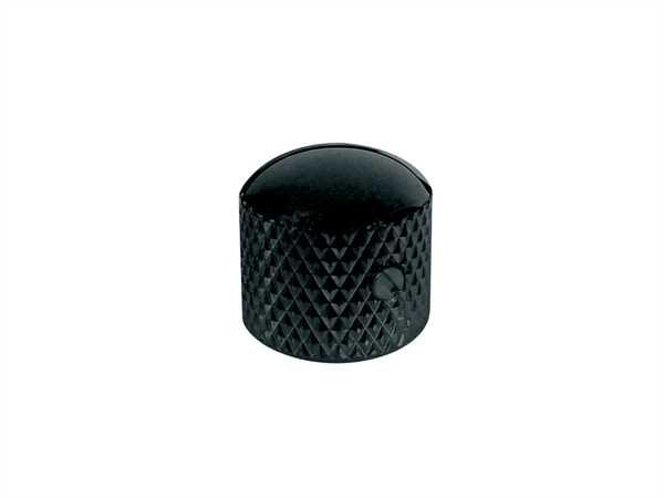 Boston KB-210 Potiknopf Metall schwarz