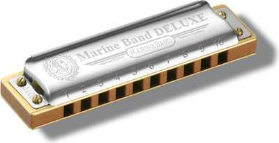 Hohner Marine Band Deluxe F