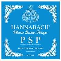 Hannabach 850HT PSP geschliffen Konzertgitarrensaiten