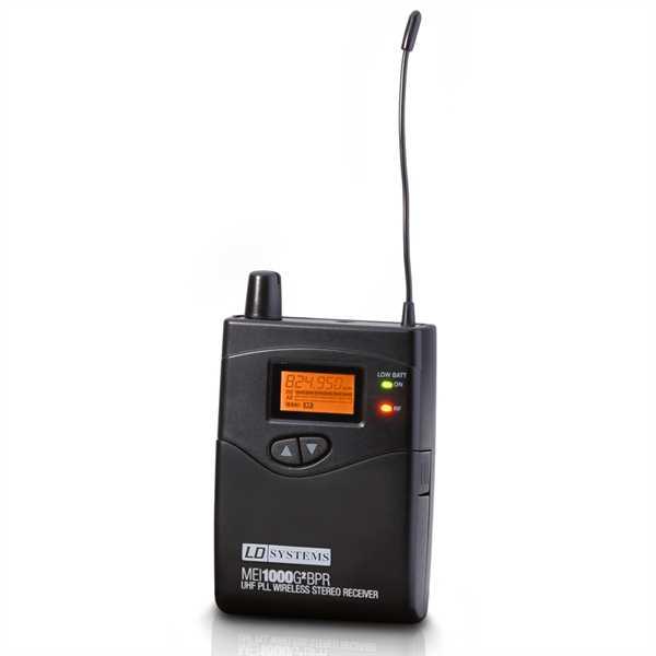 LD Systems MEI 1000 G2 BPR In-Ear Empfänger