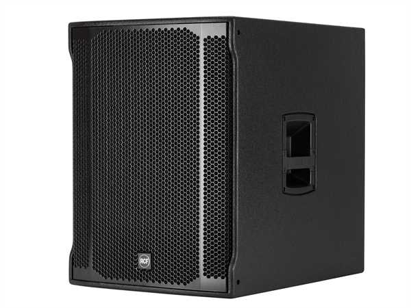 "RCF Sub 905-AS II 15""- Subwoofer"