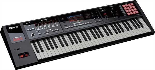 Roland FA-06 Synthesizer Workstation