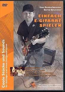 Einfach E-Gitarre spielen : DVD-Video