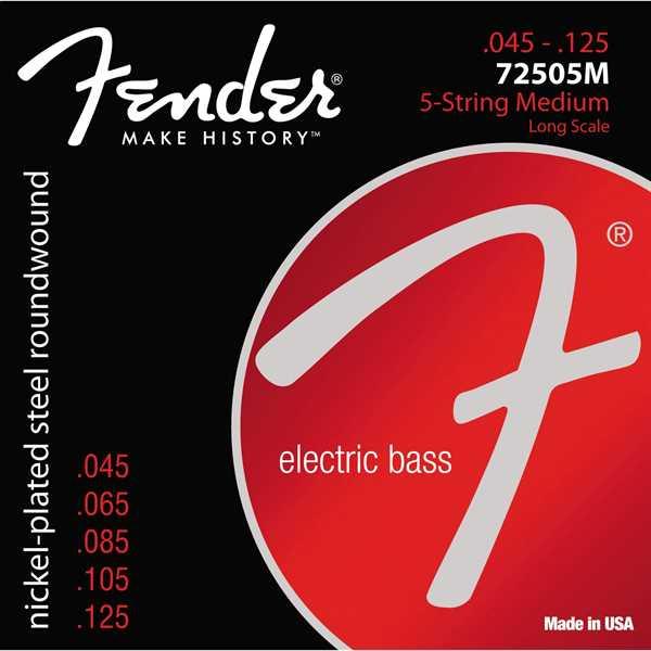 Fender 72505M 045-125