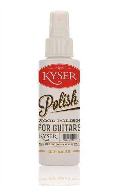 Kyser Guitar Polish