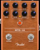 Fender MTG:LA Tube Distortion Pedal