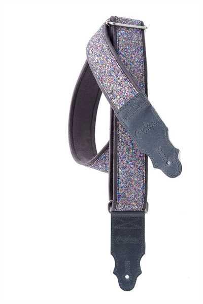 RightOn Straps Standard (Plus) Glitter Special Gitarrengurt