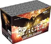 Nico Golden Eagle Feuerwerksbatterie 32 Schuß ca. 35 Sek. 40m