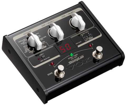 Vox Stomplab 1G Muliteffektgerät für E-Gitarre