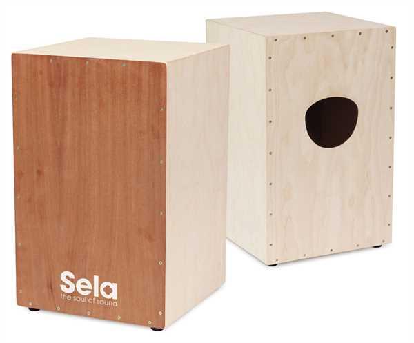 Sela® Snare Cajon Bausatz Bau dein eigenes Cajon!