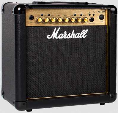 Marshall MG15GFX Gitarrencombo