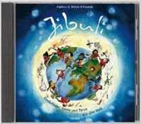 CD Hartmut E. Höfele & Freunde Jibuli Kinderlieder Spiele und Tänze aus aller Welt
