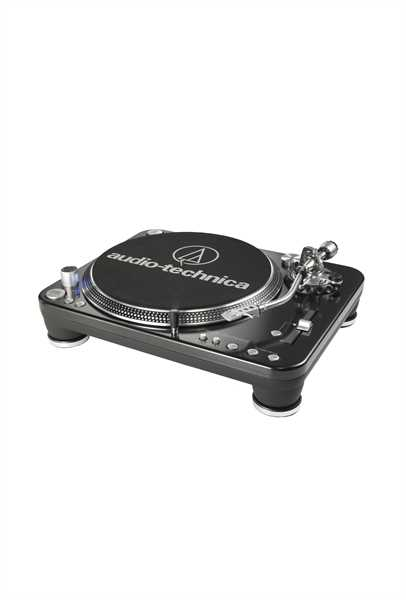 Audio Technica AT-LP1240USB Plattenspieler