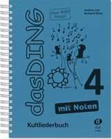 Andreas Lutz Bernhard Bitzel Das Ding Kultliederbuch 4 mit Noten