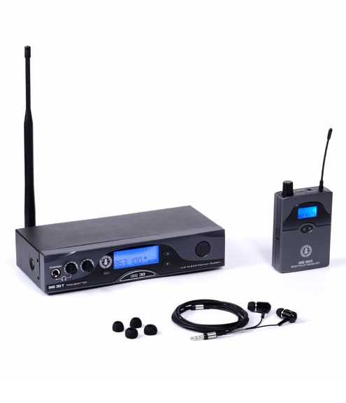 ANT MIM 30 In Ear Monitor-System drahtlos