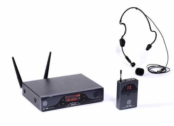 ANT Uno G8 dig. Headset Funkanlage