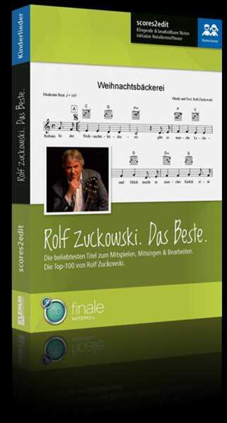scores2edit Rolf Zuckowski. Das Beste