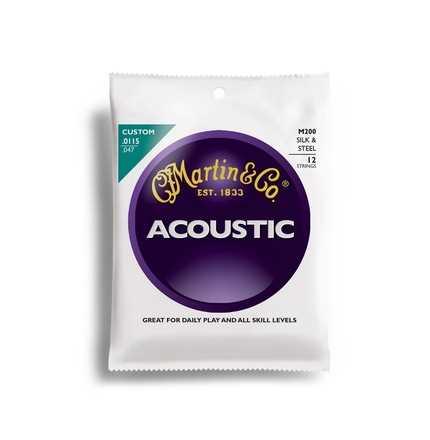 Martin M-200 12 String Saitenset 011.5 - 047