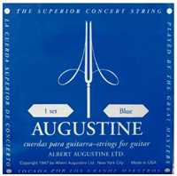 Augustine Blue, high tension