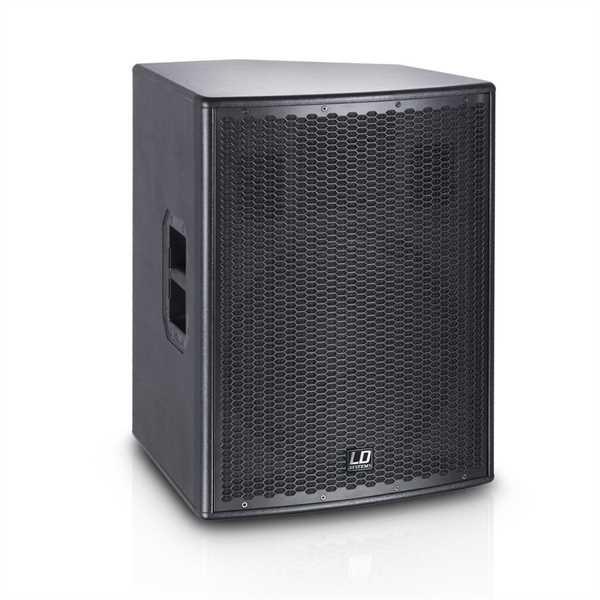 """LD Systems GT 15 A - 15"""" PA aktiver Lautsprecher"""