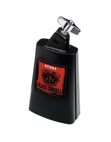 "Tama Cowbell ""Black Cowbell"" SCB6BK"