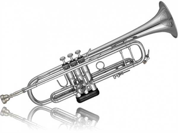 Bach Stradivarius Trompete versilbert 180 S-37ML Ausstellungsinstrument