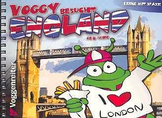 Voggy besucht England : für Sopranblockflöte