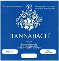 Hannabach 800HT high tension, versilbert
