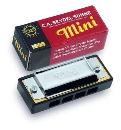 Seydel Mini Mundharmonika