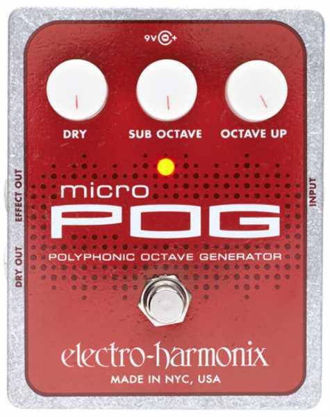 Electro Harmonix MicroPOG Octaver