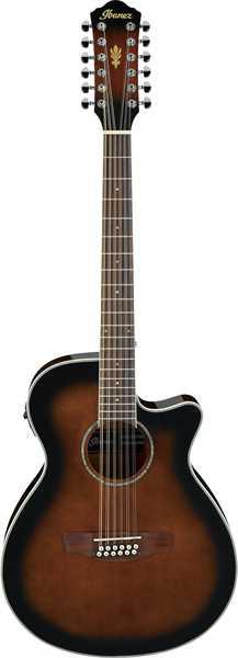 Ibanez AEG1812IIDVS 12-String Akustik Gitarre
