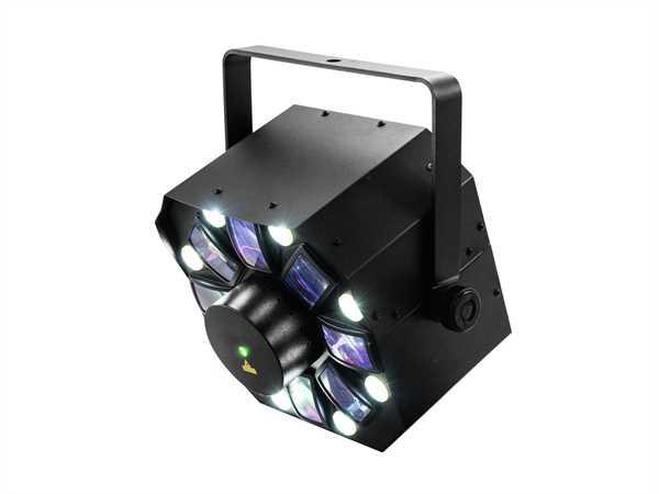 Eurolite LED FE-1500 Hybrid Laserflower - Ausstellungsstück
