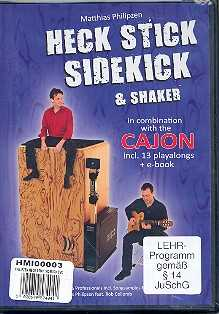 DVD Matthias Philipzen Heck Stick Sidekick