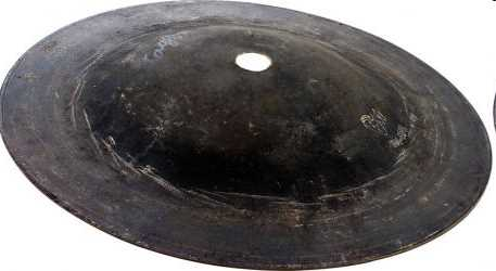"Stagg Black Metal 7"" Bell medium"