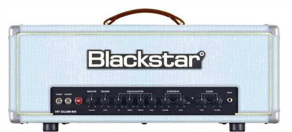 Blackstar HT Club 50 Blue Limited Edition