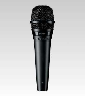 Shure PGA 57 inkl. Mikrofonkabel