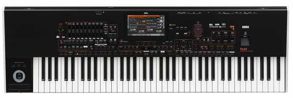 Korg Pa4 X 76-Tasten Entertainer Workstation