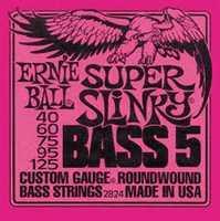 Ernie Ball 2824 5-er Basssaiten 040-125