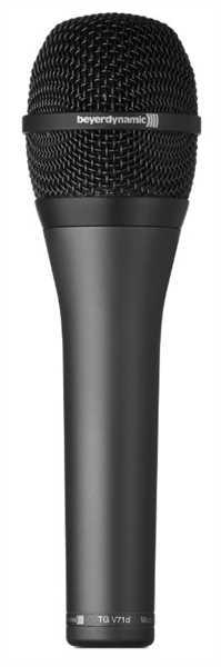 Beyerdynamic TG V70s - dyn. Mikrofon für Vocals Hyperniere (mit Schalter)