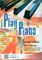 Margret Feils Play Piano (+CD) : für Klavier