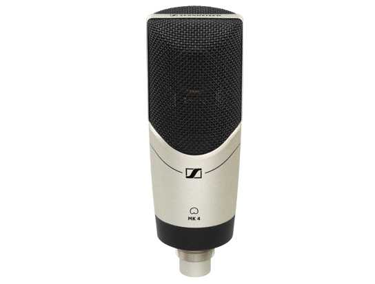 Sennheiser MK4 Großmembran-Studiomikrofon