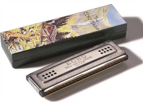 Hohner Echo Harp 96 C/G, M569633