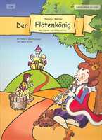Theodor Köhler Der Flötenkönig für Sopran- und Altbockflöte
