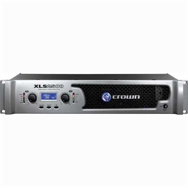 Crown XLS 2500 Endstufe 2x 775 Watt