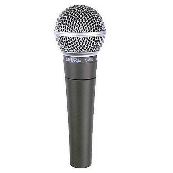 Shure SM 58 LC Mikrofon