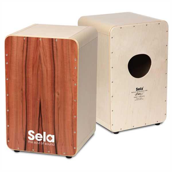 Sela® CaSela Tineo Professional Snare Cajon