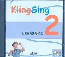 Kling Sing Lehrer CD 2