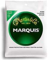 Martin Marquis M-2000 Phosphor-Bronze Saitenset 010-047